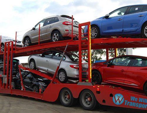 Shipping a Car from California to Georgia