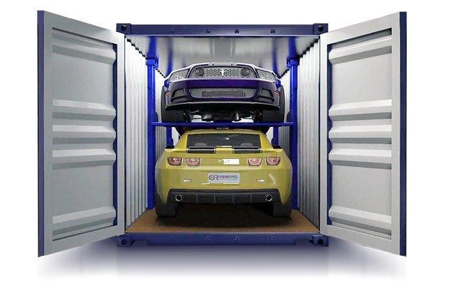 California Transporter Company, International car shipping