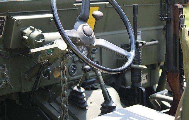 California Transporter Company, Military equipment transport