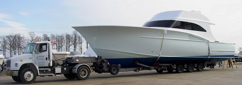 California Boat Transport Company