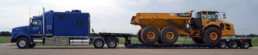 California Heavy Equipment Transport