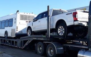 Auto Shipping from California to Ohio