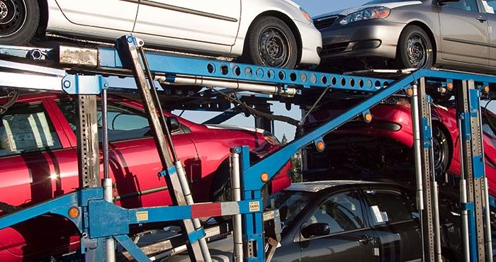 Car Transport from California to New Jersey