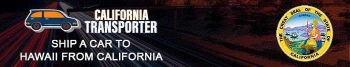 Ship a Car to Hawaii | Best Car Shipping Company in California