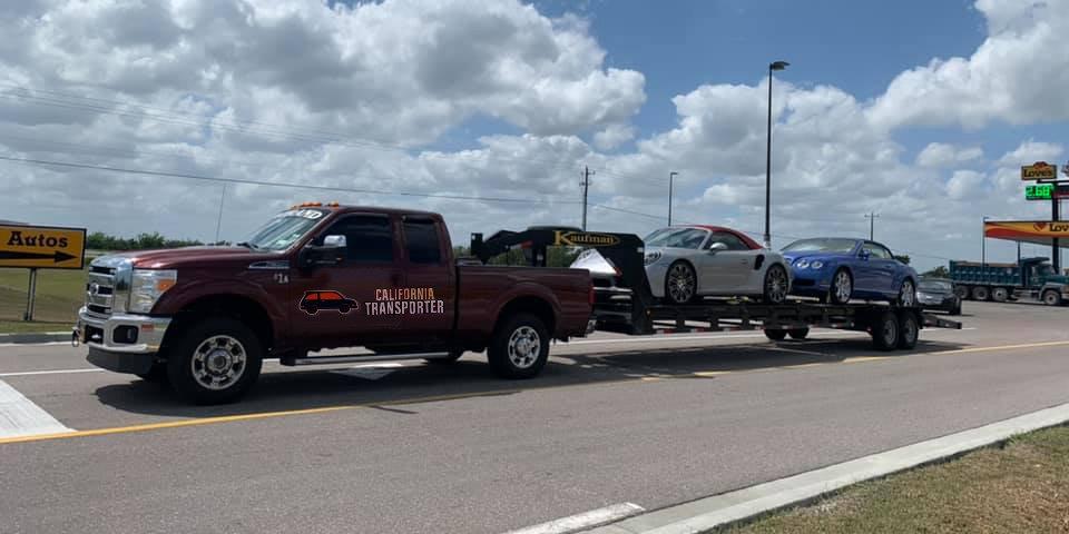 Shipping a Car from California to Virginia