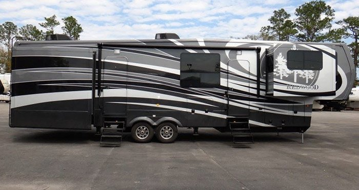California Fifth Wheel Transport