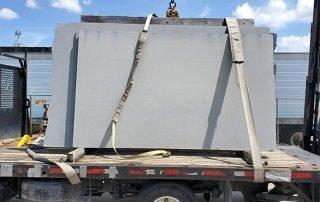 Shipping Granite in California