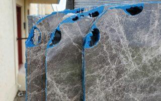 Shipping Quartz Slabs in California