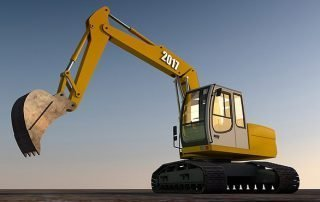 Shipping a Backhoe California