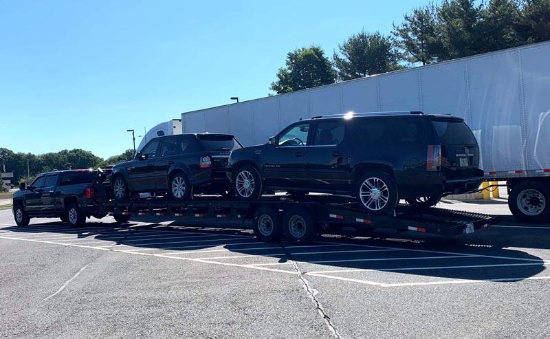 San Jose car transport