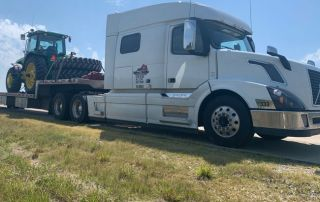 Elite Farm Equipment Shipping in California