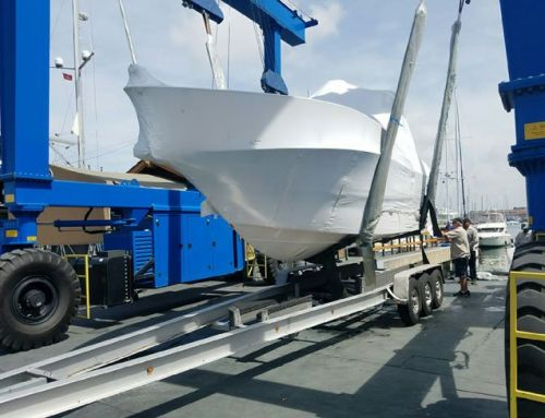 #1 Hight Tech Certified Boat Transport Company from Texas to California