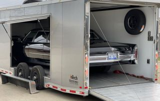 California classic car transport, Classic car shipping in California