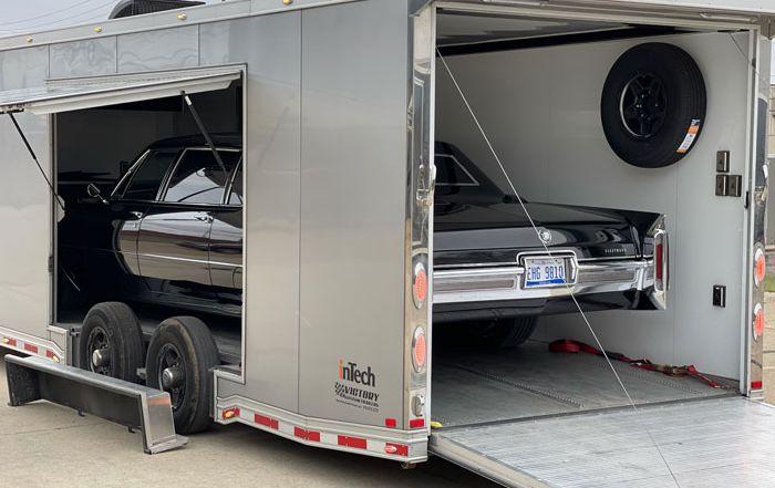 California classic car transport, Classic car shipping in California