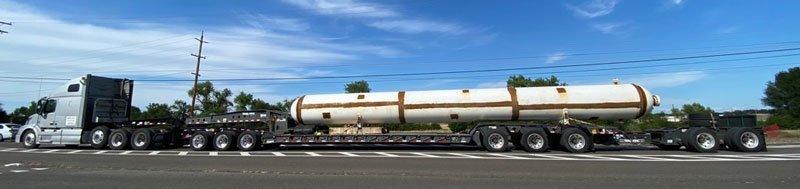 California heavy haul, Heavy haul trucking California