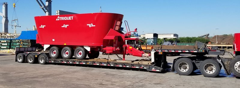 California to Indiana Heavy Machinery Hauling, California to Indiana Heavy Haulers Shipping