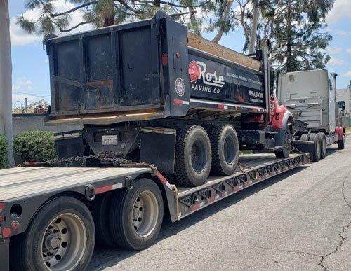 California to Michigan Farm equipment hauling, California to Michigan Construction equipment transport