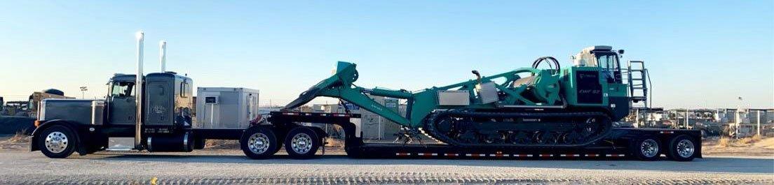 California to Minnesota Farm equipment hauling, Heavy Haulers California to Minnesota