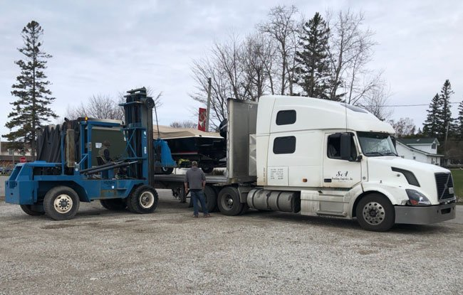 California to Minnesota Containerized Freight Hauling, Hauling Oversize Loads California to Minnesota