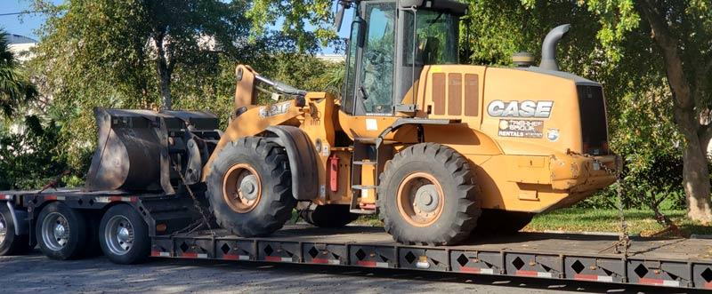California to Missouri Heavy Equipment Transport, California to Missouri Heavy Haulers Company