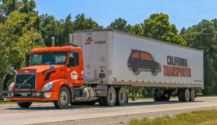 California to North Dakota Containerized Freight Hauling, California to North Dakota Hauling Oversize Loads