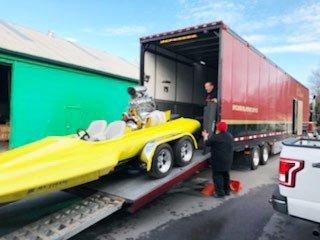 Heavy haulers California to Iowa, California to Iowa Heavy Equipment Transport