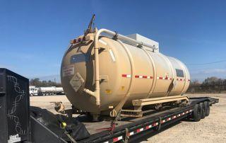 California Tank shipping, California Landing ship tank