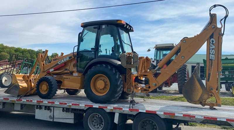 California to South Dakota heavy equipment transport, heavy equipment shipping California to South Dakota